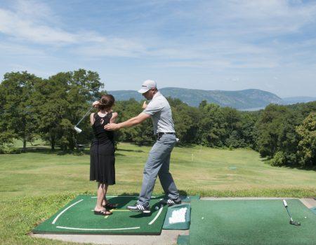 Expert golf instructors
