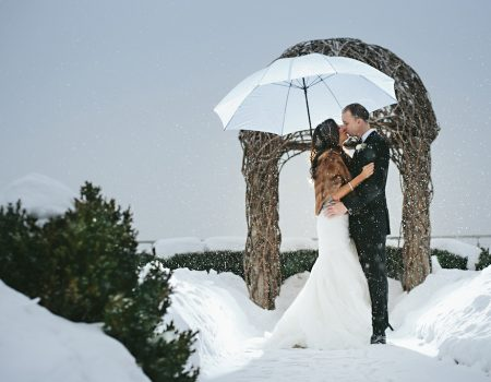 Winter Weddings at The Garrison