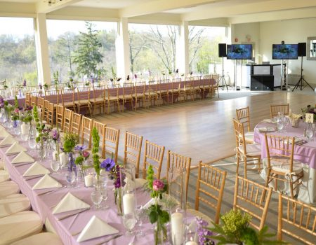 We'll handle all the details of your event