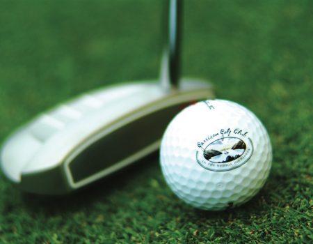 Fine golf at the Garrison