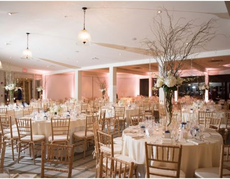 Wedding Event reception room