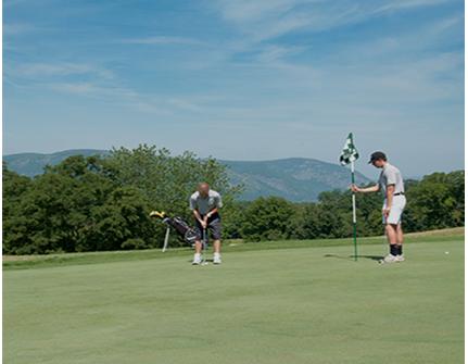 Golf at The Garrison