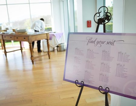Our event planners can help you have the event of your dreams